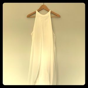 Flowy White Dress by Venus